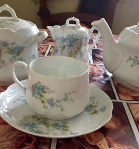 Коллекционный чайный сервиз