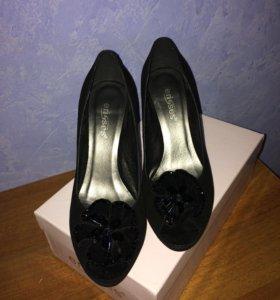 Туфли (натуральная замша)