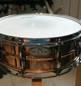 Набор тарелок,малый барабан.