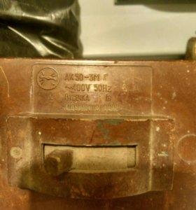 Автоматический выключатель АК 50-3М