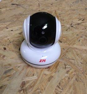 Поворотная Wifi камера для дома