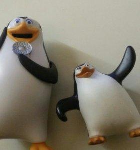 Игрушки пингвины