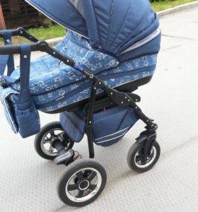 Продаётся детская коляска ADAMEX зима-лето!