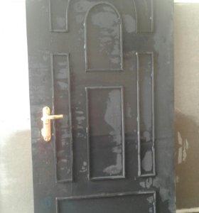 Дверь металическая 3 мм