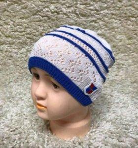 Новая летняя шапочка для малыша