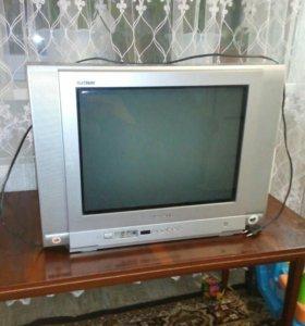Телевизор цветной дэу