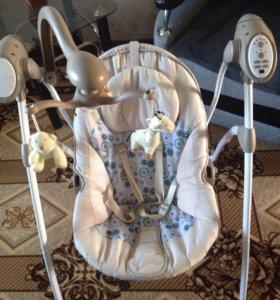 Кресло-качеля