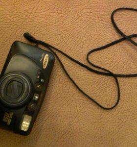 Пленочный фотоаппарат Самсунг.