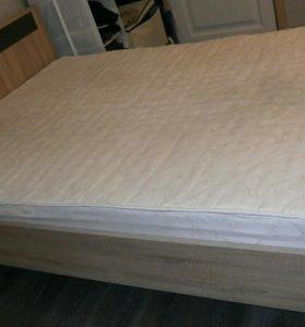 Кровать + столик