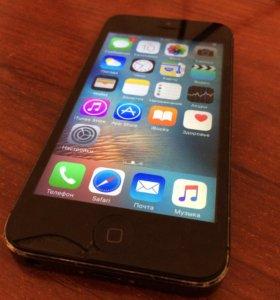 iPhone 5 Black -6гб