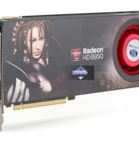 Видеокарта AMD Radeon HD 6950