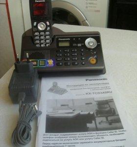 Беспроводной телефон с автоответчик KX-TCD345ru
