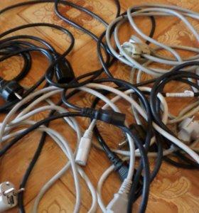 Сетевой шнур для компьютера и ибп