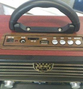 Радиоприемники в стиле Ретро