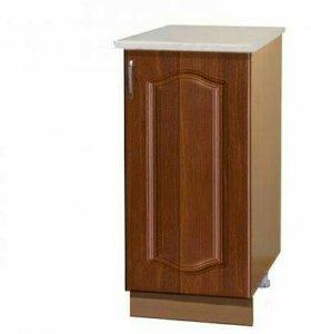 Шкаф-стол орех