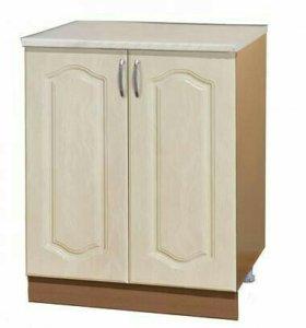 Шкаф стол с дверцами
