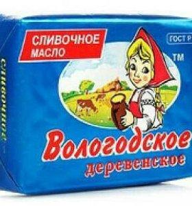 Масло сливочное 82.5%. Знамя октября
