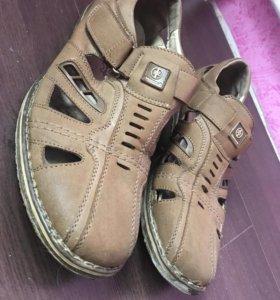 Летние мужские сандали