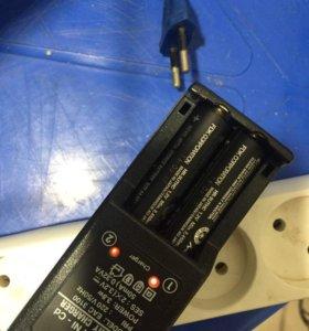 Зарядное устройство для аккумуляторов АА