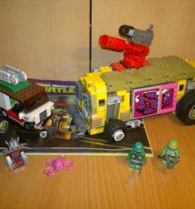 Лего Lego Teenage Mutant Ninja Turtles 79104