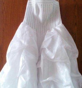 Свадебное платье!!!!!!!