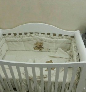 Кроватка детская Giovanni bravo.