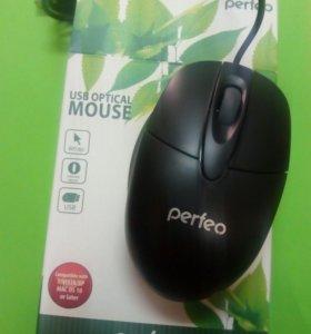 Мышь проводнпя