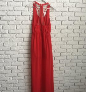 Платье выпускное вечернее