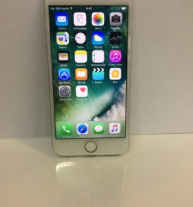 Apple iPhone 6 64Gb. Silver. New