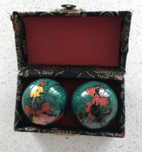 Китайские металлические шары