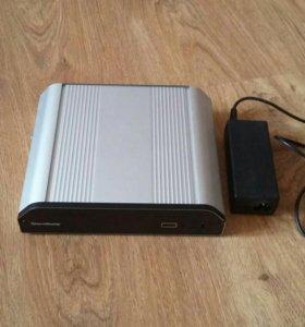 Компактный POS-компьютер Kraftway M-800