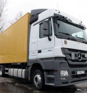 Заказ транспорта до 20 тонн.
