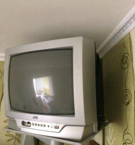 Телевизор с подставкой на стену