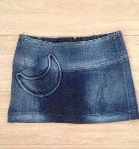 Юбка джинсовая Miss sixty