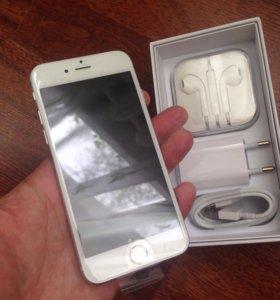 Айфон 6 серебро