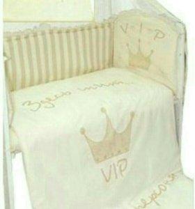 Бортики в кроватку,Постельное белье.
