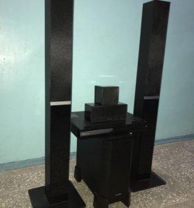 Акустическая система Pioneer. Домашний кинотеатр