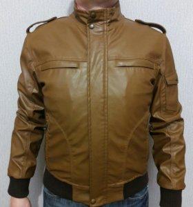 Продаю куртку-кожанку