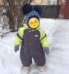 Зимний комбинезон Reimatec