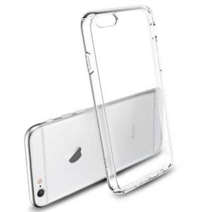 Новый силиконовый чехол для IPhone 6 поюс /6s плюс