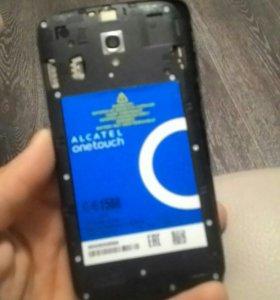 Alcatel one touch,смартфон