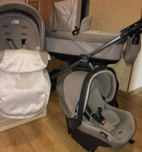 Коляска 3 в 1 Peg Perego Book Plus S Pop-Up