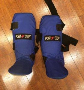 Защита на ноги (накладки)