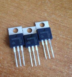 Транзисторы G03H1202