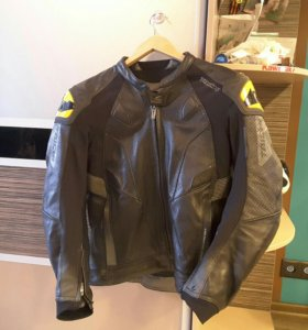 RS taichi Куртка кожаная GMX motion vented RSJ825