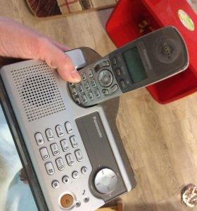 Телефон домашний панасоник