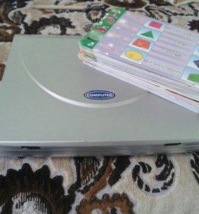 Обучающий ноутбук для детей