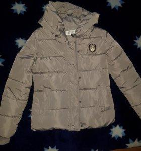Куртка холодная осень-весна