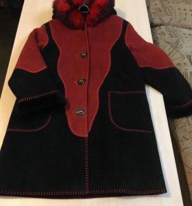 Дубленка, зимняя куртка, пальто