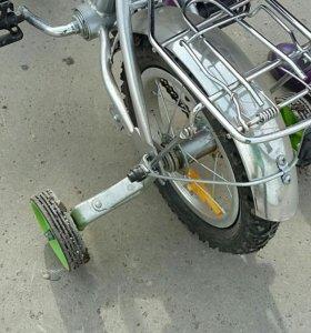 Детский велосипед для вашего малыша💞